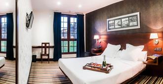 Hotel Granda - Cangas de Onís - Bedroom