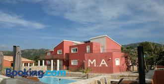 Residence Les Alizés - L'Île-Rousse - Building