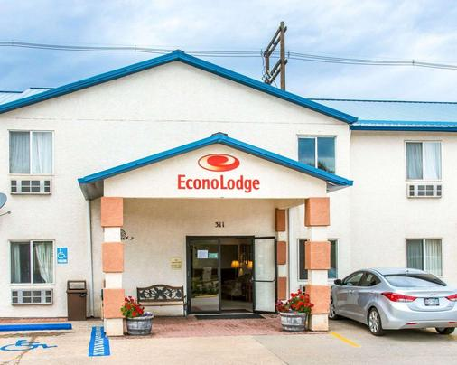 Econo Lodge - Cañon City - Building