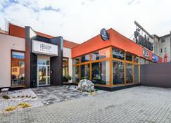 Hotel Buly Opava - Opava - Bangunan