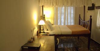 Welcomheritage Panjim Pousada - Panaji - Phòng ngủ