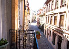 Boutique Hotel Kristofs - Riga - Outdoor view
