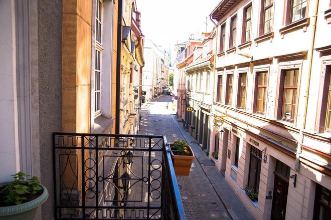 Boutique Hotel Kristofs - Riga - Buiten zicht