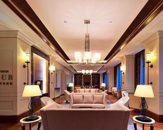 Sheraton Qingdao Jiaozhou Hotel - Цзяочжоу - Лаунж