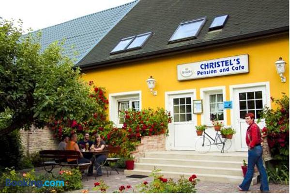 Christel's Pension & Cafe - Pawesin - Building