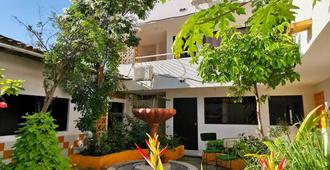Monasterio Hostel - Cartagena - Näkymät ulkona