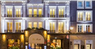 Best Western Premier Hotel de la Poste & Spa - Troyes - Edifício