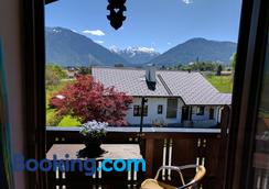 Poldi Apartments - Ruhpolding - Outdoors view