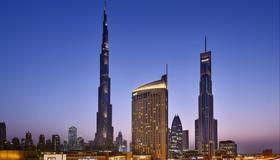 杜拜購物中心酒店 - 杜拜 - 杜拜