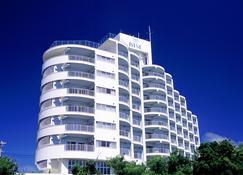 Hotel Yugaf Inn Bise - Мотобу - Здание