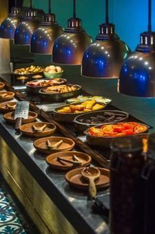 Radisson Blu Hotel Leeds City Centre - Leeds - Buffet