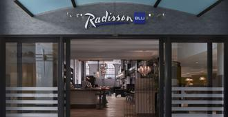 Radisson Blu Hotel Leeds City Centre - Leeds - Building