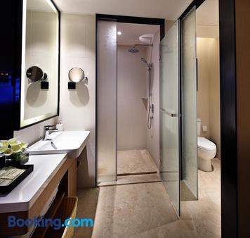 Hampton by Hilton Guangzhou Zhujiang New Town - Quảng Châu - Phòng tắm