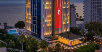 Antalya Hotel Resort & Spa - Antalya - Gebäude