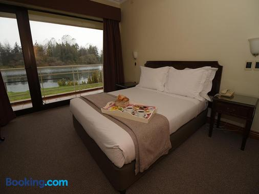 Hotel Naguilan - Valdivia - Bedroom