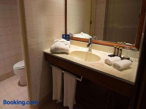 Hotel Naguilan - Valdivia - Bathroom