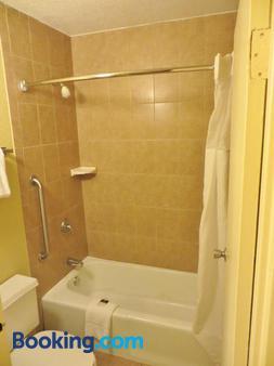 環球影城羅森酒店 - 奧蘭多 - 浴室