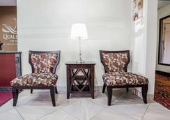 Quality Inn & Suites Altoona - Des Moines - Altoona - Lobby