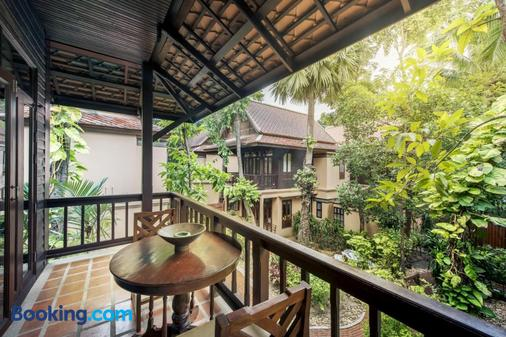 Rabbit Resort Pattaya - Πατάγια - Μπαλκόνι