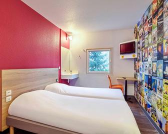 hotelF1 Lyon Massieux - Massieux - Slaapkamer