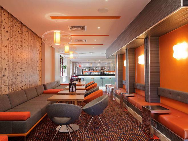 伯明翰市中心諾富特酒店 - 伯明罕 - 伯明翰市 - 餐廳