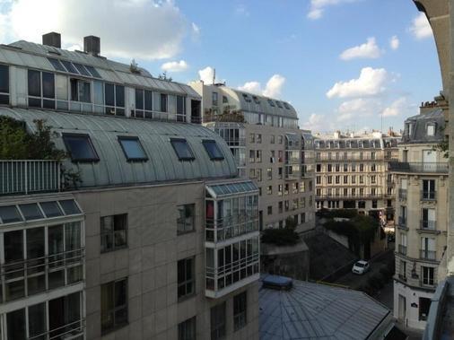 卡拉茲酒店 - 巴黎 - 建築