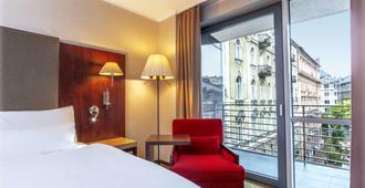 Nh Budapest City - בודפשט - חדר שינה