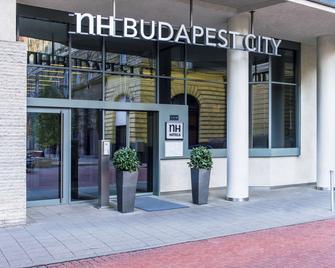 NH Budapest City - Boedapest - Gebouw