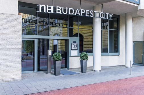 NH Budapest City - Βουδαπέστη - Κτίριο