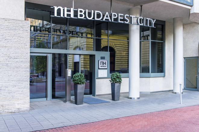 NH Budapest City - Budapest - Building