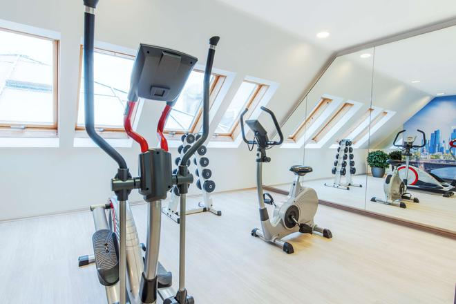 NH Budapest City - Budapest - Gym