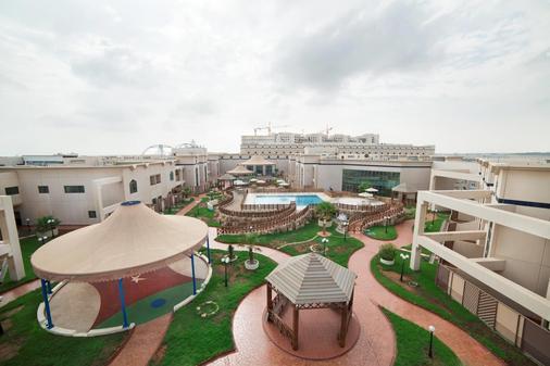 Al Rashid Residence - Al Khobar - Ban công