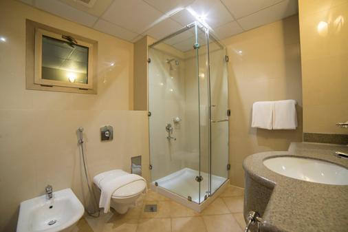 Al Rashid Residence - Al Khobar - Phòng tắm