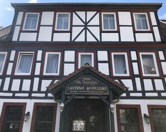 Hotel-Restaurant Burgschaenke - Gelnhausen - Building