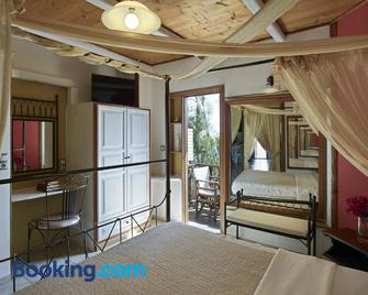 Hotel Polikandia - Folegandros - Bedroom