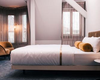 Hotel Krumbach - Krumbach (Bavaria) - Camera da letto
