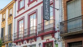 Hostal San Cayetano - Ronda - Edificio
