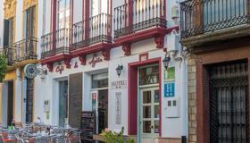 Hostal San Cayetano - Ronda - Rakennus