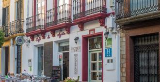 Hotel San Cayetano - Ronda - Edificio