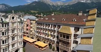 Best Western PLUS Hotel Goldener Adler - Innsbruck