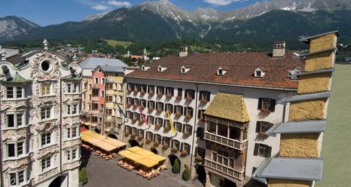 Best Western PLUS Hotel Goldener Adler - Ίνσμπρουκ - Κτίριο