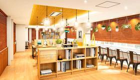 Comfort Hotel Tokyo Kiyosumi-Shirakawa - Tokio - Restaurante