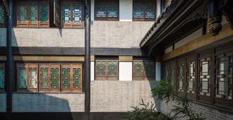Chengdu Buddhazen Hotel - Chengdu - Vista del exterior