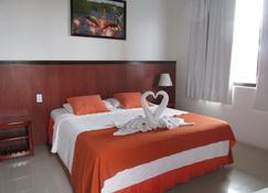 هوستال لا جران تورتوجا - بورتو فيلامير - غرفة نوم