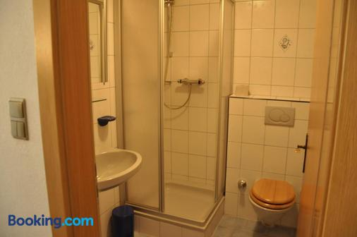 Hotel Martina - Telfs - Bathroom