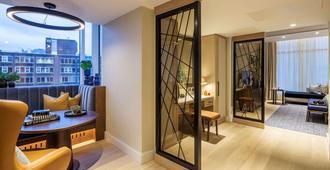 The Lowry Hotel - Salford - Camera da letto