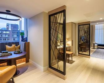 The Lowry Hotel - Salford - Ložnice