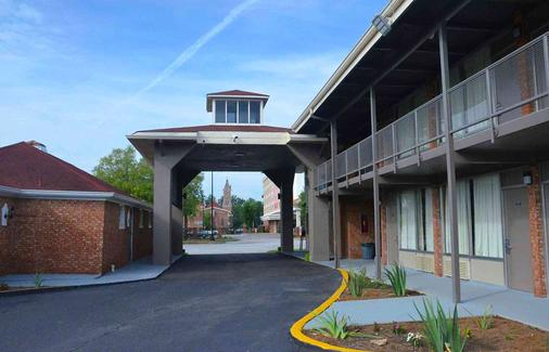 Americas Best Value Inn Augusta Historic Downtown - Augusta - Rakennus