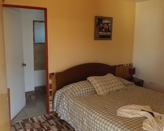 Hotel Puerto Caliche - Tocopilla - Bedroom