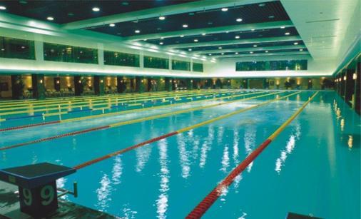 長沙世紀金源大飯店 - 長沙 - 游泳池